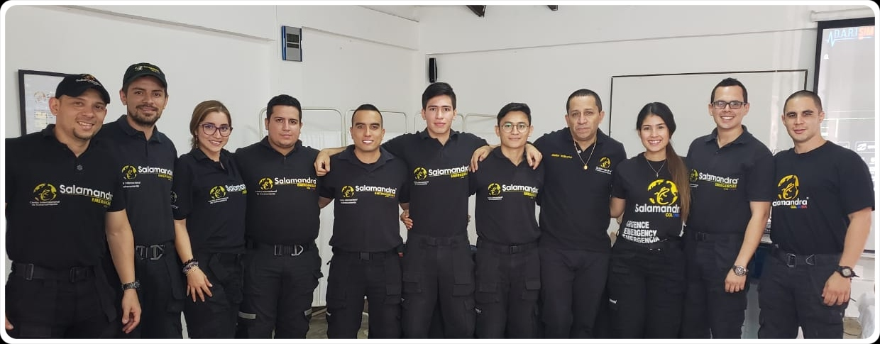 INSTRUCTORES SALAMANDRA